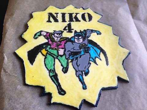 niko batman robin